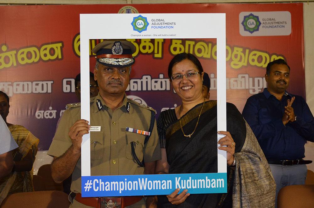 TN Police 2000 Milestone – 2