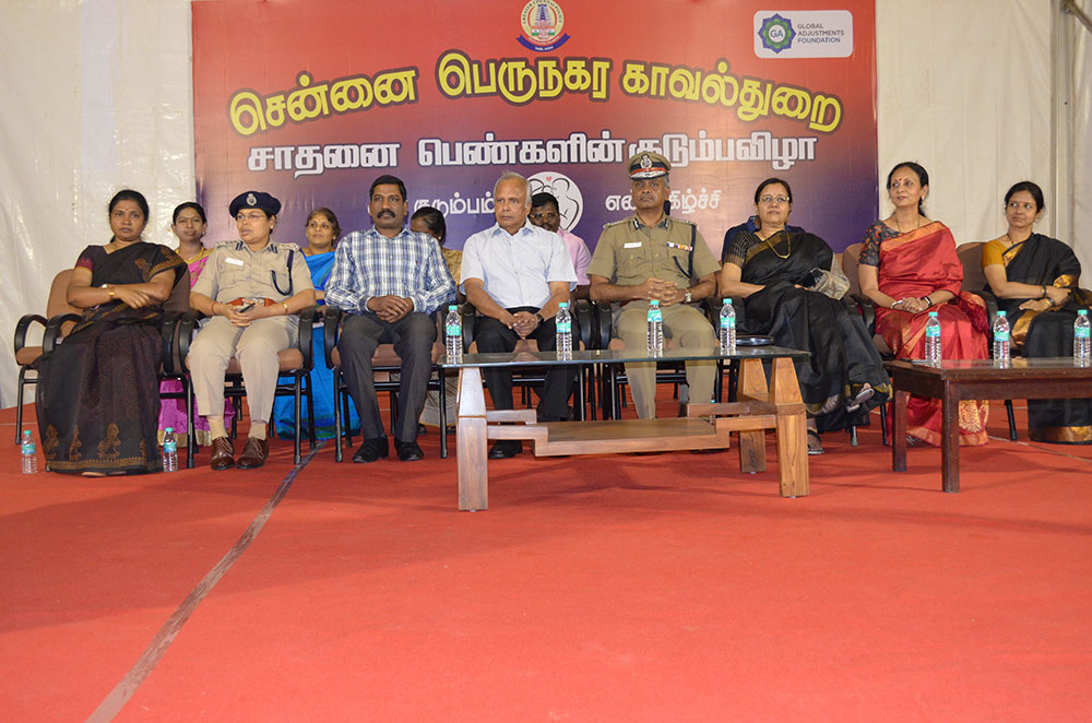 TN Police 2000 Milestone – 1