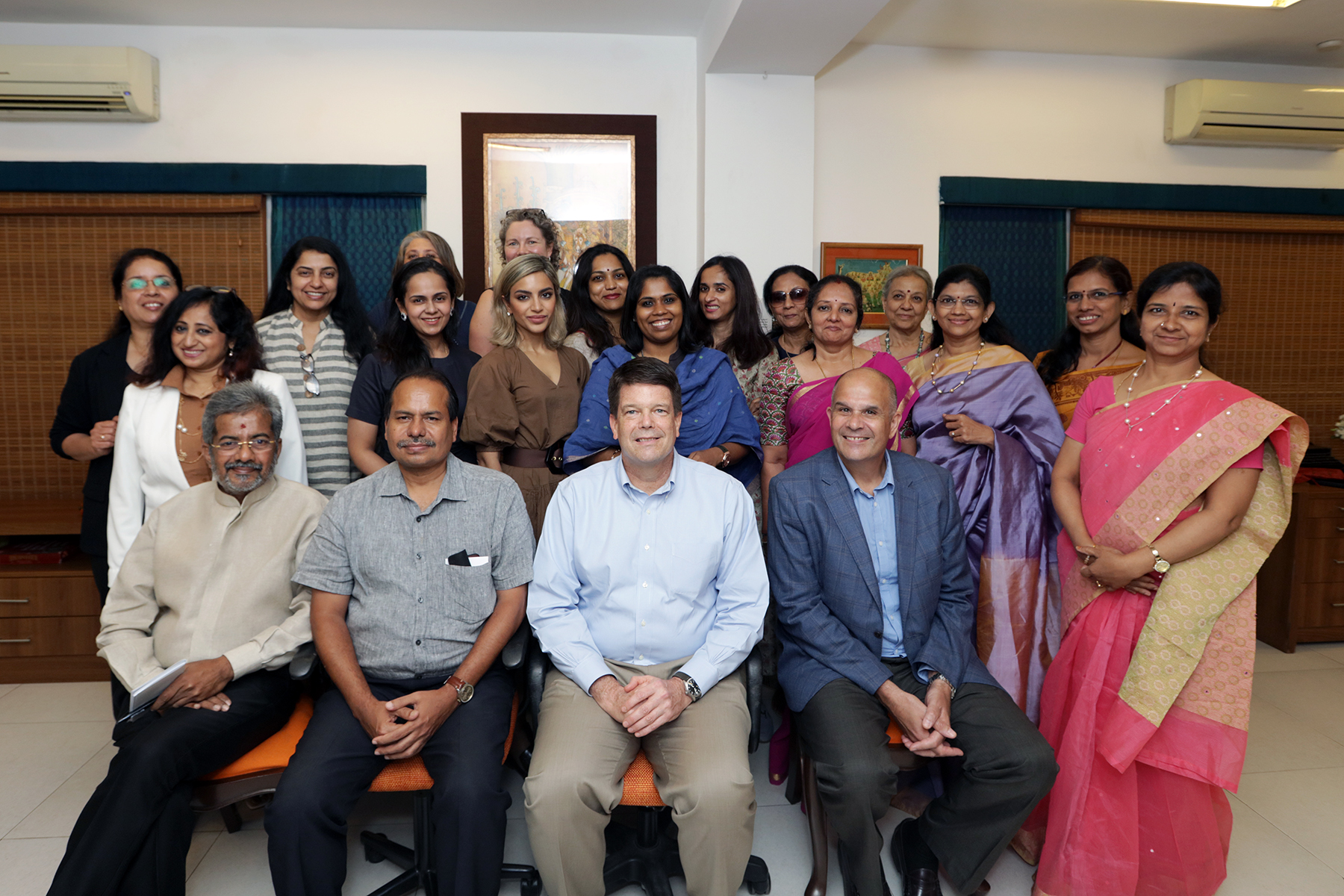 Meeting of the Minds – A High Tea with Leaders